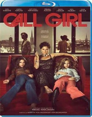 Call Girl (beg blu-ray)