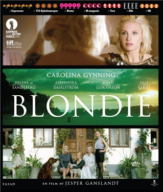 Blondie (beg hyr blu-ray)