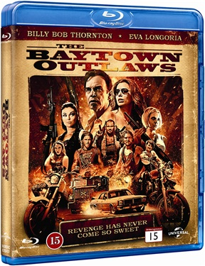Baytown Outlaws (beg hyr blu-ray)