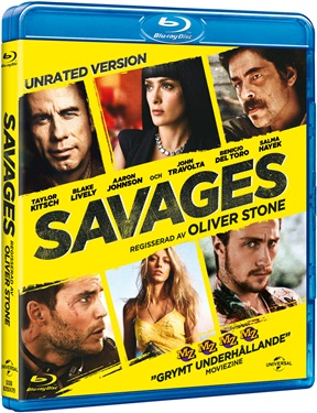 Savages (blu-ray) beg