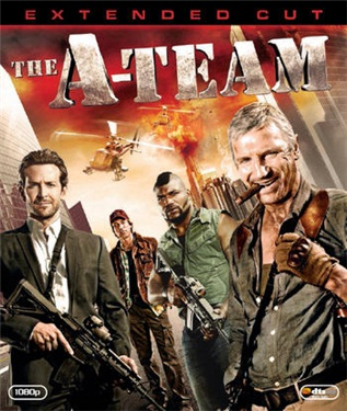 A-Team (beg hyr blu-ray)