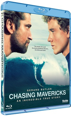 Chasing Mavericks (beg blu-ray)