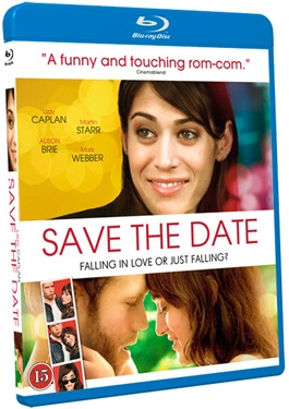 Save the Date (beg hyr blu-ray)