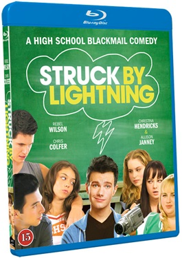 Struck by Lightning (beg hyr blu-ray)