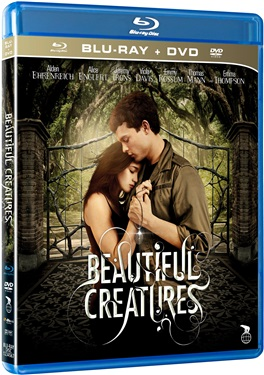 Beautiful Creatures (dvd + Bd) beg