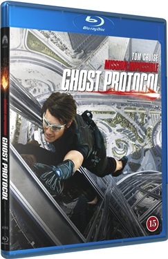 MISSION IMPOSSIBE 4-GHOST PROTOCOL (BLU-RAY) beg