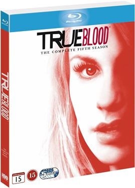 True Blood - Säsong 5 (beg hyr blu-ray)