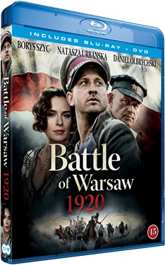 Battle of Warsaw 1920 (BD+DVD) beg hyr