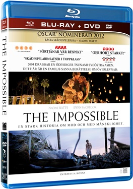 Impossible (beg hyr blu-ray)