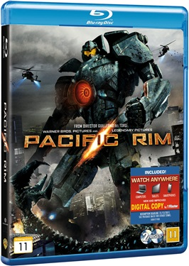 Pacific Rim (beg blu-ray)