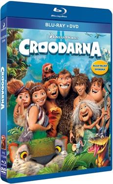 Croodarna (blu-ray)