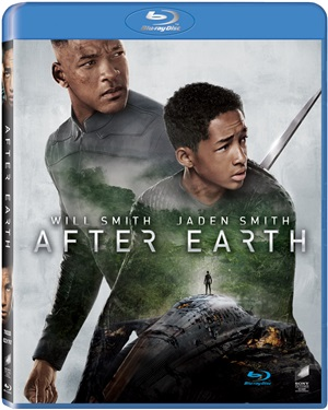After Earth (beg hyr blu-ray)