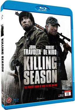 Killing Season (beg hyr blu-ray)