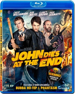 John Dies at the End (beg hyr blu-ray)