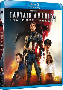 Captain America (beg blu-ray)