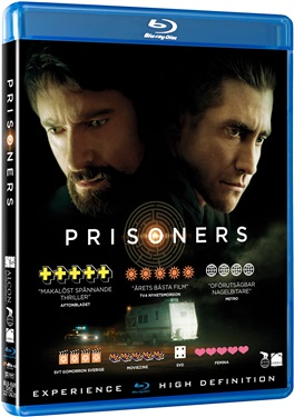 Prisoners (beg blu-ray)