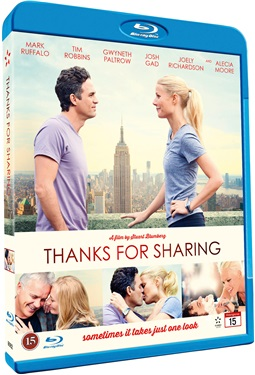 THANKS FOR SHARING (beg hyr blu-ray)