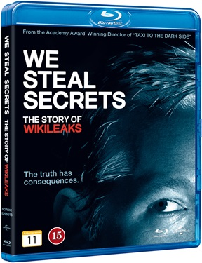 We Steal Secrets: The Story of WikiLeaks (BEG BLU-RAY)