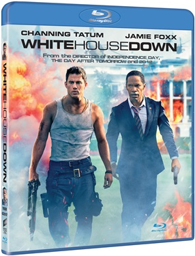 White House Down (beg blu-ray)