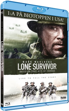 Lone Survivor (beg hyr blu-ray)