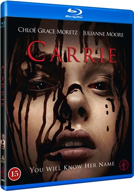 Carrie - 2013 (beg hyr blu-ray)