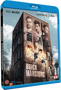 Brick Mansions (beg hyr blu-ray)