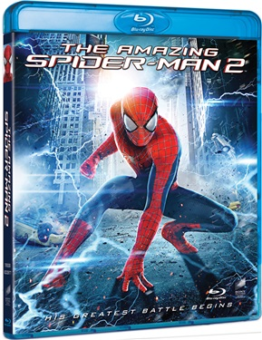 Amazing Spider-Man 2 (beg hyr blu-ray)