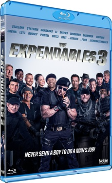 Expendables 3 (beg blu-ray)
