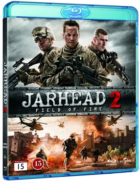 Jarhead 2: Field of Fire (beg hyr blu-ray)