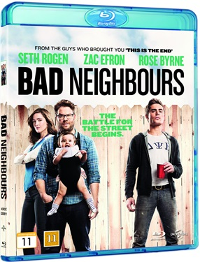 Bad Neighbours (beg blu-ray)