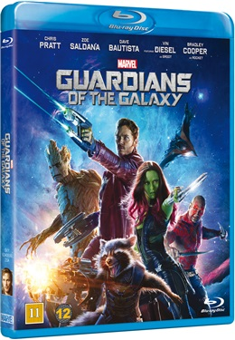 Guardians of the Galaxy (beg blu-ray)