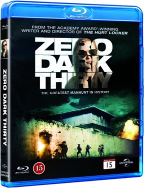 Zero Dark Thirty (beg hyr blu-ray)