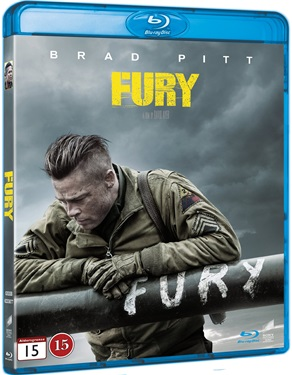 Fury (BEG blu-ray)