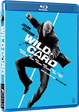 Wild card (beg hyr blu-ray)