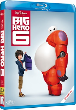 Big hero 6 (beg blu-ray)