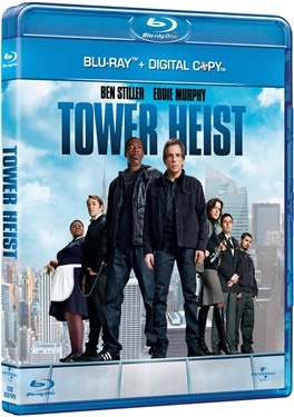 Tower Heist (beg blu-ray)