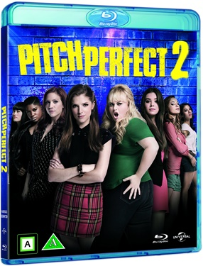Pitch Perfect 2(blu-ray)