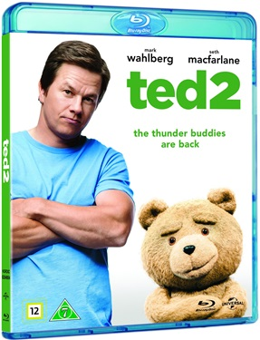 Ted 2 (blu-ray)beg