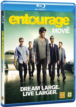 Entourage - The movie (beg Hyr blu-ray)