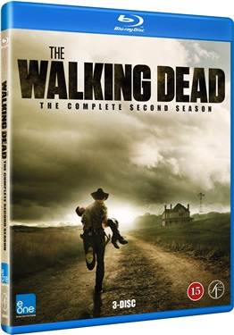 Walking dead - Säsong 2 (blu-ray)