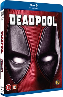 Deadpool (beg blu-ray)