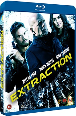 Extraction (beg Hyr blu-ray)