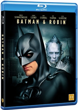Batman & Robin (beg blu-ray)