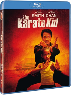 Karate Kid (2010)(beg Hyr blu-ray)