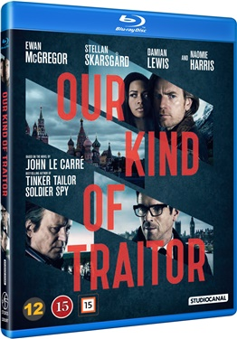 Our Kind of Traitor (beg Hyr blu-ray)