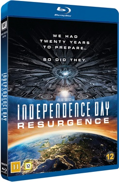 Independence Day: Resurgence (beg blu-ray)