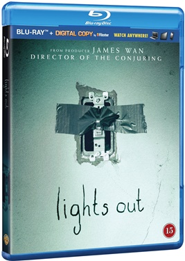 Lights out (beg blu-ray)