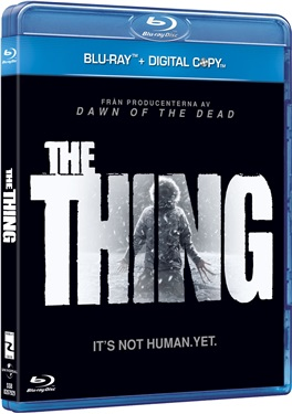 Thing (2011) (beg hyr blu-ray)