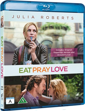 Eat Pray Love ( beg hyr blu-ray)