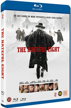 The Hateful Eight (1-disc) blu-ray